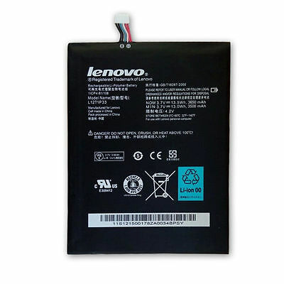 New Original L12T1P33 3500mAh Relacement Battery  For Lenovo A1000 A3000 A5000