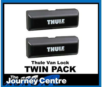 Ford Transit Connect Thule Van Door Security Lock Twin Pack - 309833
