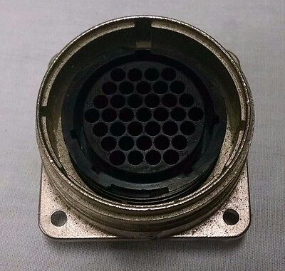 Amp Tyco CPC 208473-1 37 pin Female Panel Mount Connector