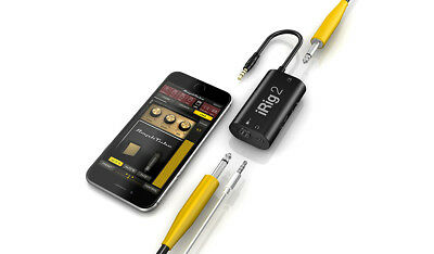 IK MULTIMEDIA iRig 2 - Interfaccia / iphone, ipad e android
