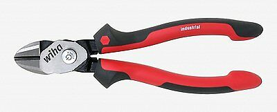 Wiha 30936 8 in. Super BiCut High Leverage Ergo Handle Cutters with Power Button