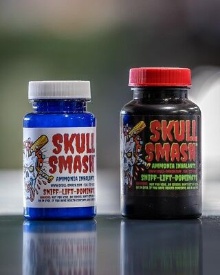 Skull Smash Inhalant - Stronger than Ammonia Caps