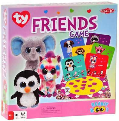 Ty Beanie Boos Friends Game