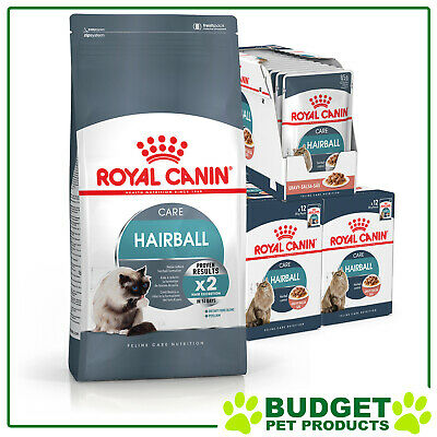 Royal Canin Monthly Bundle Cat Food Intense Hairball For Adult Cats