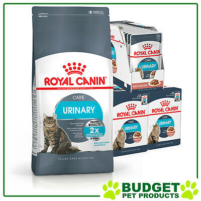 Royal Canin Monthly Bundle Cat Food Urinary Care For Adult Cats