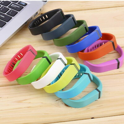 Adjustable L&S Replacement Wrist Band & Clasp For Fitbit Flex Bracelet NEW BY