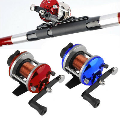 Fast Right Handed Reel Round Baitcasting Fishing Reel Saltwater Fishing Reel BY