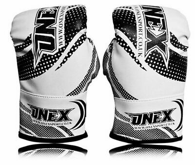 2oz Boxing Gloves Kids Training Mitts Punch Bag MMA Sparring Punching Kick