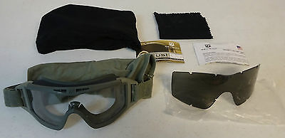 US Army Revision Desert Locust Goggle System Foliage Green New With Tags
