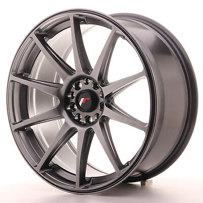 Llanta Japan Racing Jr11 19X8,5 Et40 5X112/114,3 Hiper Bl