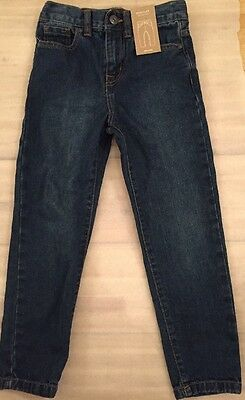 John lewis Boys Jeans -Adjustable Waist  -Size 6 ( BNWT)