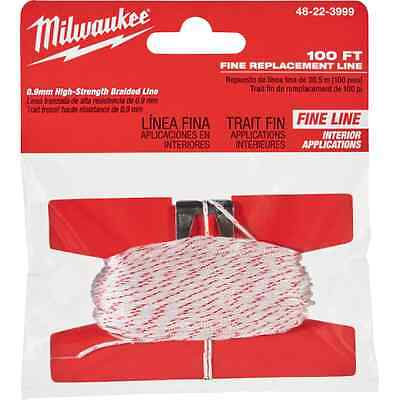 Milwaukee 48-22-3999 100' Precision Replacement Line