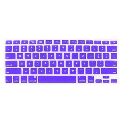ELETTRONICA Purple ENKAY for MacBook Pro 13.3 inch / 15.4 inch / 17.3 inch (US