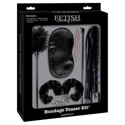 Kit Bdsm Fetish Fantasy Limited Edition Bondage Teaser Kit - Sex Toys • EUR 40,99