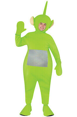 Brand New Teletubbies Dipsy TV Show Adult Costume