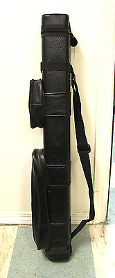 Billiard Pool Cue Case - Includes One Shaft