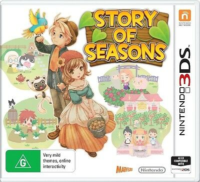Story Of Seasons  - 3DS game - BRAND NEW