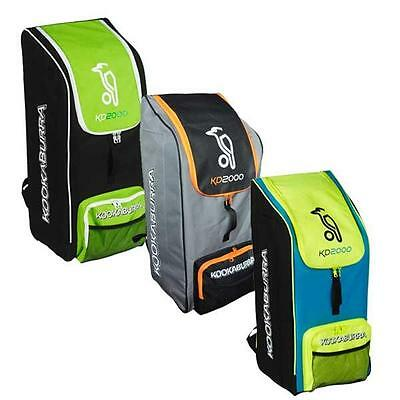 Kookaburra KD2000 Cricket Duffle Bag