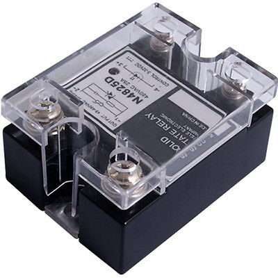 SSR Solid State Relay SSR 48-480V AC 25A F6