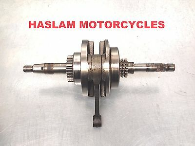 honda nhx110 lead 2009 - 2011 (JF19E-*******) crank shaft 13000GFMB20