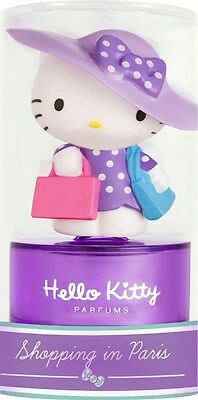 "Miniature eau de toilette ""Call me princess"" - Hello Kitty Shopping in Paris"