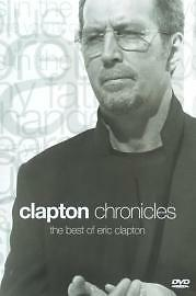 Eric Clapton - Chronicles - The Best Of Eric Clapton Dvd New & Factory Sealed