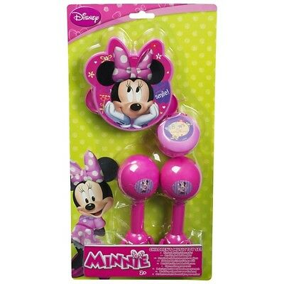 New Disney Minnie Mouse Assorted Musical Set Ages 2+