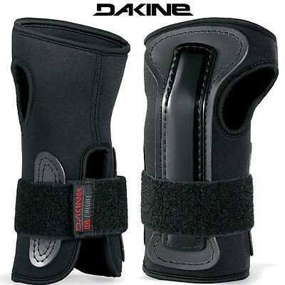 New 2017 Dakine Wrist Guard Snowboard Protection Xl Extra Large 01500800 Black
