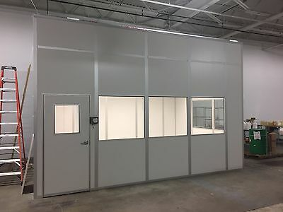 ISO 7 Clean Room 12' by 18' by 12'