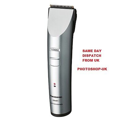 Panasonic ER1421 Professional Rechargeable Hair Trimmer Clipper **NEW**