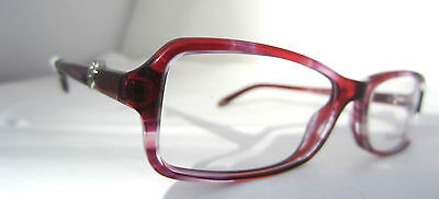 77791842afc2 Tiffany   Co Eyeglasses Glasses Model TF 2061 8144 Ocean Pink Authentic  Hearts
