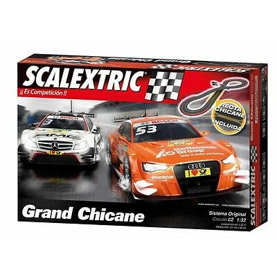 Circuito de Scalextric Analógico C2 Grand Chicane