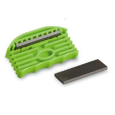 2017 Dakine Snowboard Ski  Edge Tuner Tuning File Green Extra File Inc 02300250