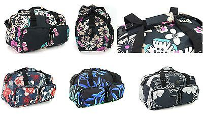 Ladies Large Strong Oversized Weekend Bag Travel Maternity Overnight Gym Holdall