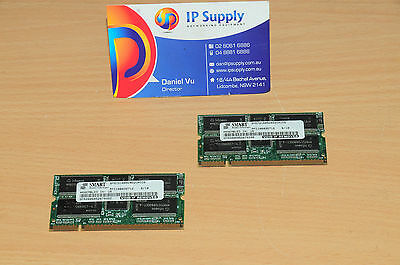 Original MEM-NPE-G1-512MB 2x256 MB Memory for Cisco 7200 NPE-G1 6MthWty TaxInv