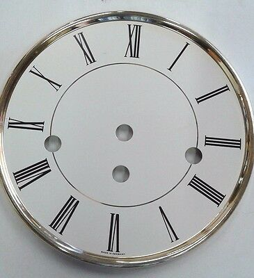 Hermle clock dial  150 mm for 341-340 movement