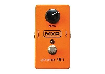 MXR Phase 90 Guitar Effects Pedal Phase Shifter *NEW* Orange MXR101