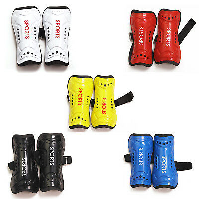 1 Pair Utility Competition Pro Soccer Shin Guard Pads Shin Guard Protector F6J
