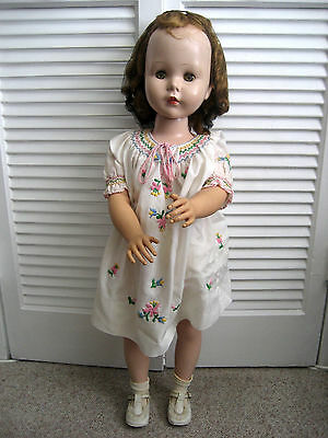 """30"""" Sweet Sue Walker Doll by American Character / Circa 1940's to Mid 60's"""