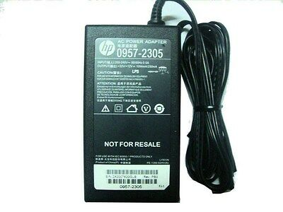 HP 6600/6700 OfficeJet printer mains power supply adaptor cable including lead