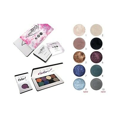 Ombretto Compatto Cialda PUROBIO Cosmetics Natural Eyeshadow Make Up Bio