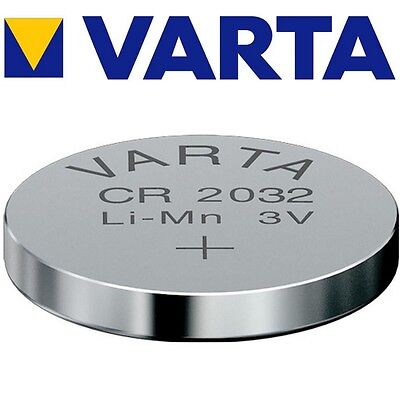 Lot de 1-5-10-20-40 piles VARTA Lithium 3 Volts CR2032 Industrial Varta NEUVES