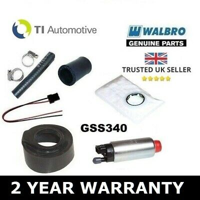 GENUINE WALBRO 255 L/H KIT BOMBA COMBUSTIBLE - RENAULT CLIO 1.8 16v / WILLIAMS