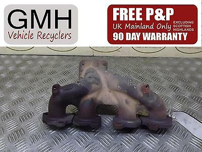 Ford Galaxy 2.3 Petrol Exhaust Manifold Part No 2M20 9430Aa 2000-2006±