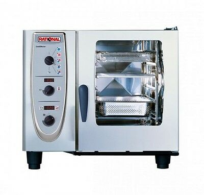 Rational CMP 61 | 6 Tray Combi Oven Electric
