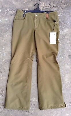 Holden Mountain Mens Snowboard Pants Olive