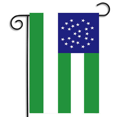 New York Police Department Flag Garden Flag with Soft Car Coaster
