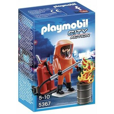 Playmobil Special Forces Firefighter 5367