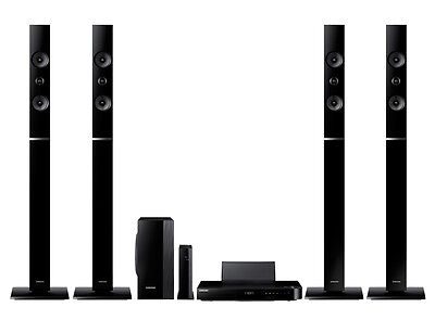 Samsung HT-H6550WM 5.1 Channel 3D Blu-ray Home theatre System with Wireless R...