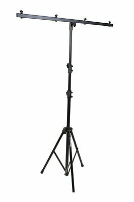 Portable Light Stand Adjustable Height DJ Equipment Lighting Effects Collapsible